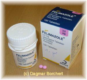 Felimazole bei Schilddrüsenüberfunktion