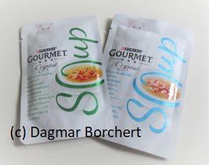 Purina Gourmet Suppen für Katzen